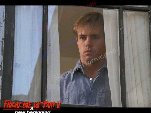John Shepherd - Friday the 13th Part V - Window 3 - 8X1