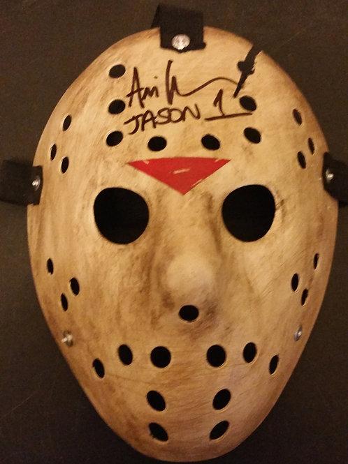 Ari Lehman - Friday the 13th Mask