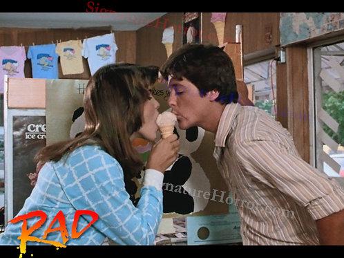 Bill Allen as Cru Jones in RAD - Ice Cream - 8X10