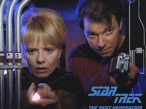 Brooke Bundy - Star Trek: TNG - Override 4 - 8X10