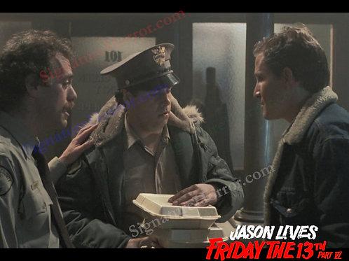 Vinny Guastaferro - Friday the 13th Part VI - Takeout 3 - 8X10
