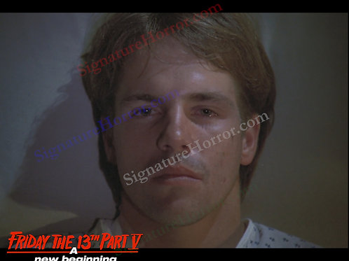 John Shepherd - Friday the 13th Part V - Hospital 9 - 8X10