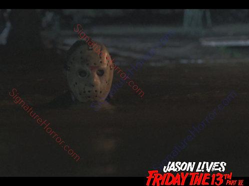C.J. Graham - Jason Lives: Friday the 13th Part VI - Lake 3 - 8X10