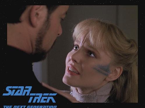 Lisa Wilcox - Star Trek: TNG - The Kiss 3 - 8X10