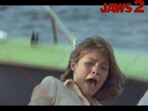Donna Wilkes - Jaws 2 - Shark Attack 1 - 8X10