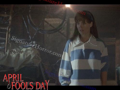 Deborah Foreman - April Fool's Day - Basement - 8X10