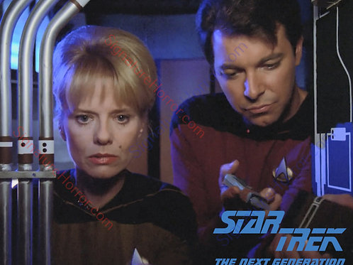 Brooke Bundy - Star Trek: TNG - Override 7 - 8X10