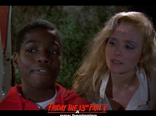 Shavar Ross Friday the 13th Part 5 - My Girl Pam 8X10
