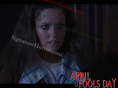 Deborah Foreman - April Fool's Day - Buffy Solo 1 - 8X10