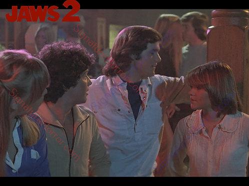 Donna Wilkes - Jaws 2 - Bar 1 - 8X10