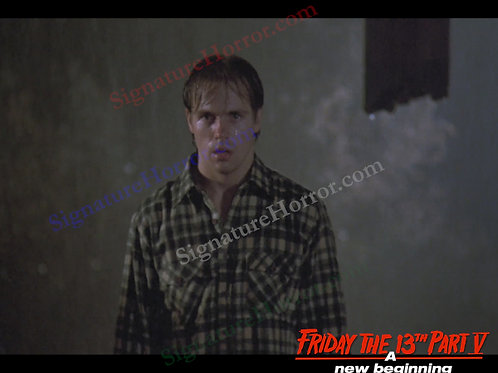 John Shepherd - Friday the 13th Part V - Barn 1 - 8X10