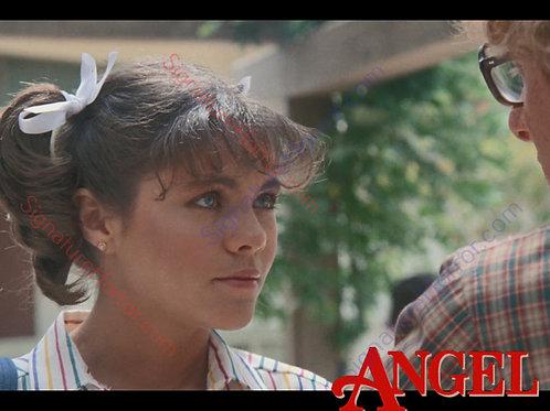 Donna Wilkes - Angel - Striped Shirt 5 - 8X10