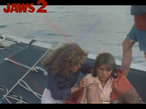 Donna Wilkes - Jaws 2 - Failed Rescue 5 - 8X10