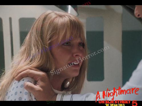 Lisa Wilcox - NOES 5: The Dream Child - Hospital 1 - 8X10