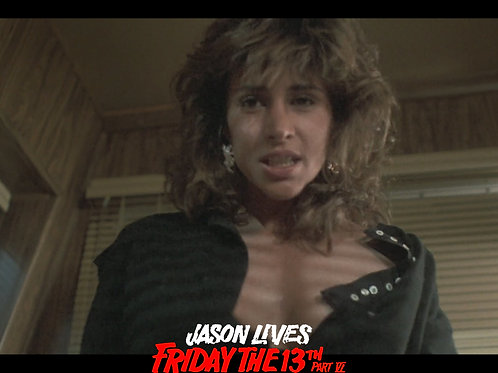 Darcy DeMoss Jason Lives: Friday the 13th Part VI - That Look-  8X10