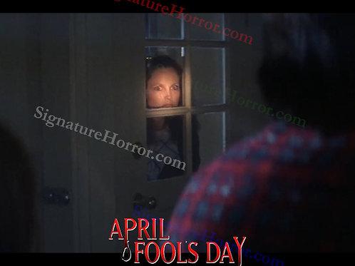 Deborah Foreman - April Fool's Day - Buffy at the Door - 8X10