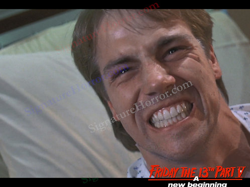 John Shepherd - Friday the 13th Part V - Hospital 5 - 8X10