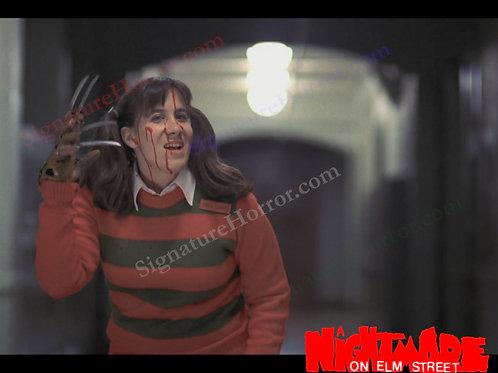 Leslie Hoffman - Nightmare on Elm Street - No Running 3 - 8X10