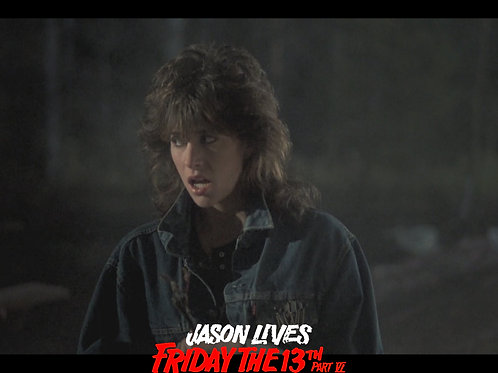 Darcy DeMoss Jason Lives: Friday the 13th Part VI - In The Woods - 8X10