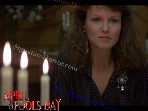 Deborah Foreman - April Fool's Day - Dinner 5 - 8X10