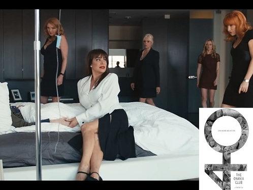 Darcy DeMoss - The Onania Club - Bed - 8X10