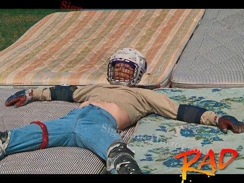 Bill Allen as Cru Jones in RAD - Mattress 1 - 8X10