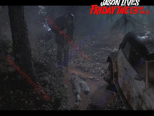 C.J. Graham - Jason Lives: Friday the 13th Part VI - Lizbeth 4 - 8X10