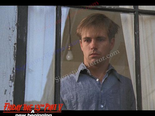 John Shepherd - Friday the 13th Part V - Window 1 - 8X1