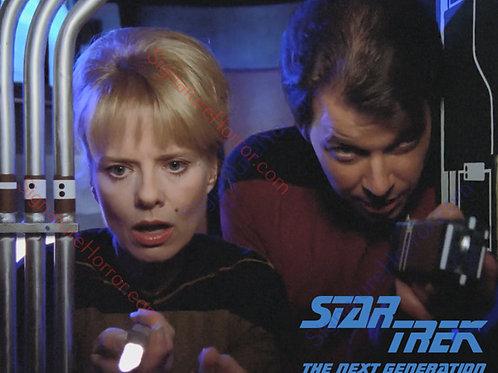 Brooke Bundy - Star Trek: TNG - Override 3 - 8X10
