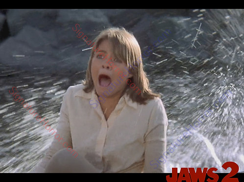 Donna Wilkes - Jaws 2 - Final Attack 3 - 8X10