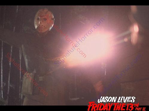 C.J. Graham - Jason Lives: Friday the 13th Part VI - Shot 2