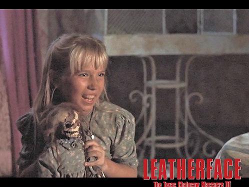 Jennifer Banko - Leatherface: TCM III - Yakity Yak - 8X10