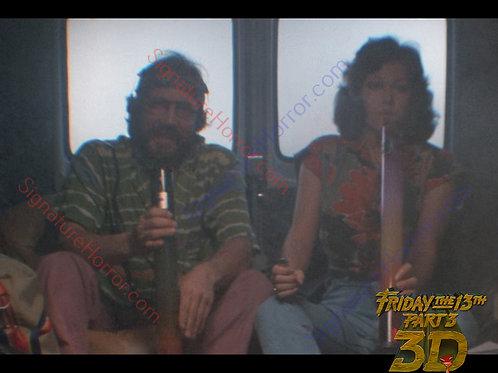 David Katims - Friday the 13th Part 3 - Bong 1 - 8X10