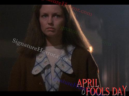 Deborah Foreman - April Fool's Day - Muffy Solo 1 - 8X10