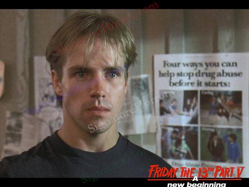 John Shepherd - Friday the 13th Part V - Breakfast 4 - 8X10