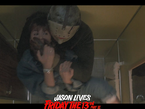 Darcy DeMoss Jason Lives: Friday the 13th Part VI - Bathroom 2 - 8X10