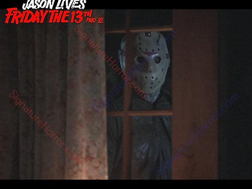 C.J. Graham - Jason Lives: Friday the 13th Part VI - Window 4