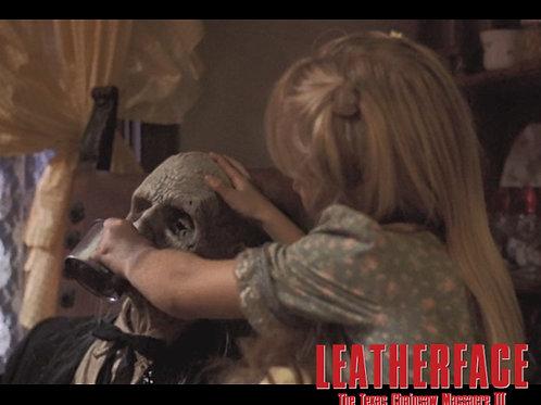 Jennifer Banko - Leatherface: TCM III - Grandpa 1 - 8X10