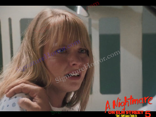 Lisa Wilcox - NOES 5: The Dream Child - Hospital 2 - 8X10