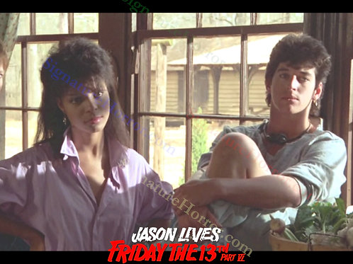 Tom Fridley - Jason Lives: Friday the 13th Part VI - On the Counter - 8X10