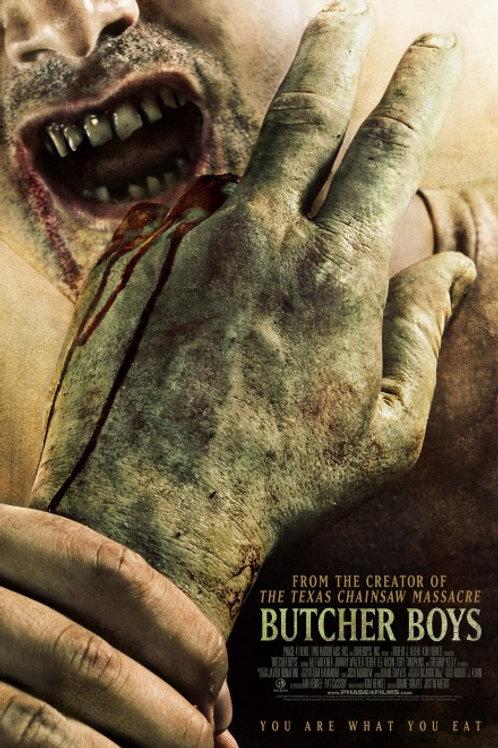 Ed Neal and John Dugan The Butcher Boys Poster - 11X17