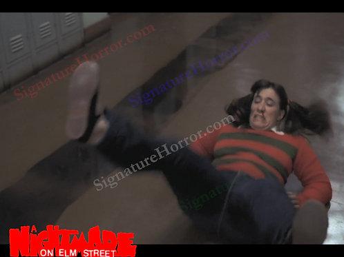 Leslie Hoffman - Nightmare on Elm Street - Fall - 8X10