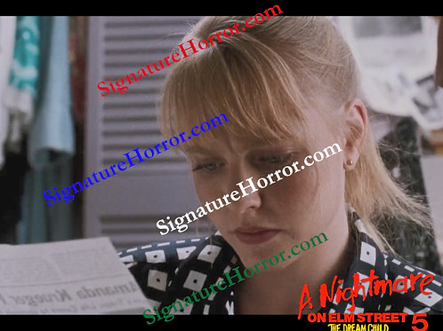 Lisa Wilcox - NOES 5: The Dream Child - Research 3 - 8X10