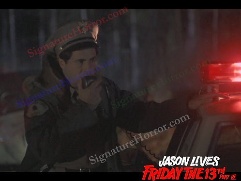Vinny Guastaferro - Friday the 13th Part VI - Crime Scene 2 - 8X10