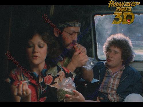 David Katims - Friday the 13th Part 3 - Van 1 - 8X10