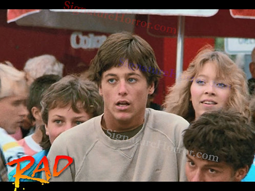 Bill Allen as Cru Jones in RAD - Qualifying Celebration 2 - 8X10