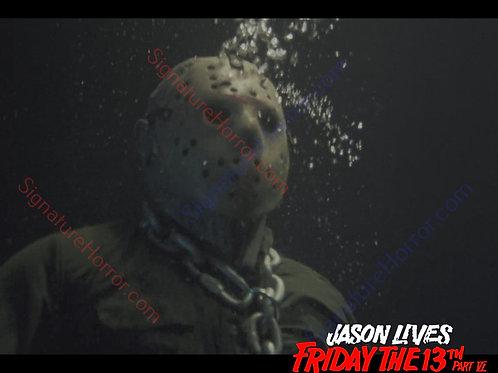C.J. Graham - Jason Lives: Friday the 13th Part VI - Underwater 1