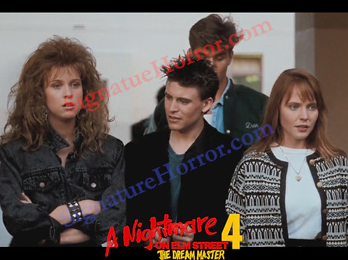 Brooke Theiss, Lisa Wilcox, and Andras Jones - NOES 4 - with Dan - 8X10