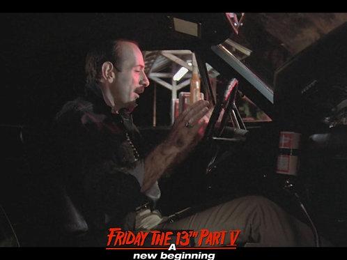 Bob DeSimone Friday the 13th Part V - Rocking Out 8X10