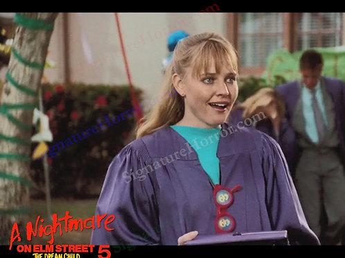 Lisa Wilcox - NOES 5: The Dream Child - Graduation 7 - 8X10